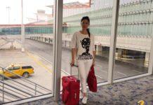 Tại sân bay Vân Đồn